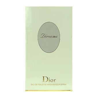 Dior Diorama Eau De Toilette Spray 3.4 Oz/100 ml nieuw In doos