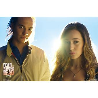 Fear the Walking Dead - Family Poster Print