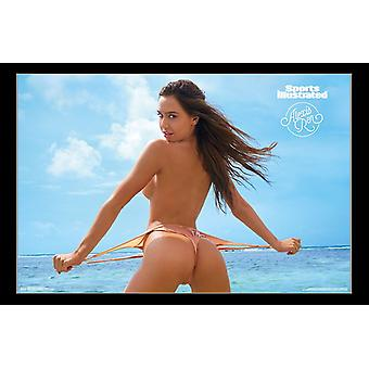 Sports Illustrated - Alexis Ren 18 Poster Print