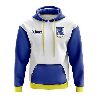 Buryatia Concept Country Football Hoody (White)