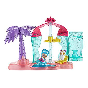 Shimmer en Shine Teenie Genies Genie strand Playset