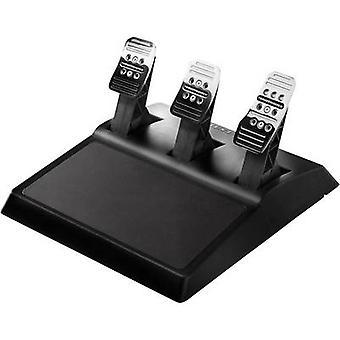 Thrustmaster TX Racing Wheel T3PA Brake pedal pad PlayStation 3, PlayStation 4, PC, Xbox One Black-chrome
