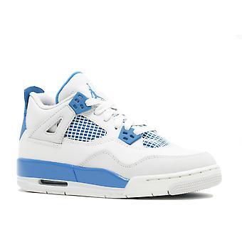Air Jordan 4 Retro (Gs) '2012 Release' - 408452-105 - Shoes