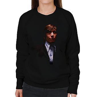 TV Times Charlie Watts Rolling Stones Women's Sweatshirt