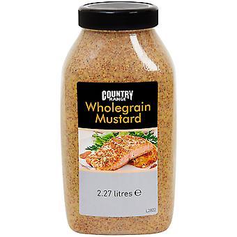 Country Range Wholegrain Mustard