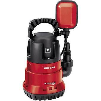 Einhell 4170442 Clean water submersible pump 6800 l/h 5.5 m