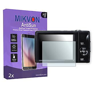 Fujifilm FinePix T500 Screen Protector - Mikvon AntiSun (Retail Package with accessories)