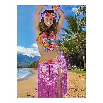 Hawai et tropical Hawaii femmes jupe fuchsia