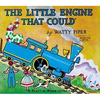 Den lilla motorn som kunde (förkortad utgåva) av Watty Piper - 9780