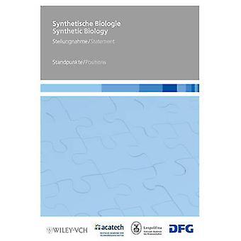 Synthetische Biologie/synthetische biologie - Stellungnahme/positie - Sta