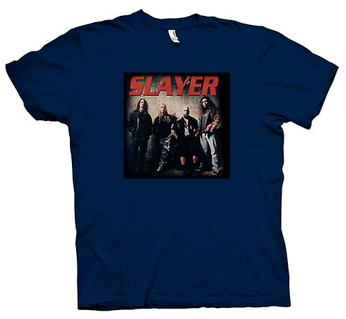 Herr T-shirt - Slayer - Heavy Metal-bandet