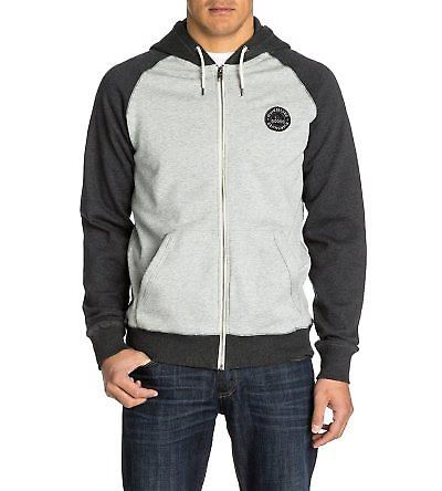 Major Raglan Zipped Hoody
