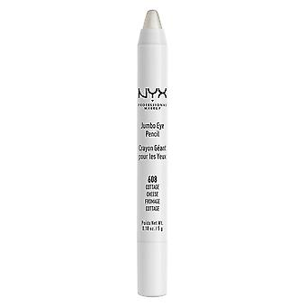 NYX Jumbo Eye Pencil Prof. MAKEUP Cottage Cheese