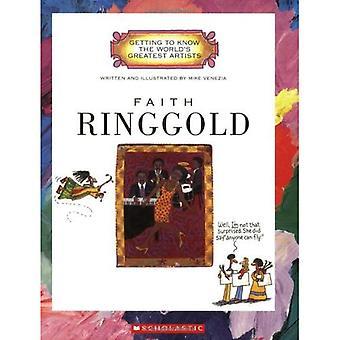 Faith Ringgold (Lär känna världens största artister)