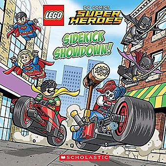 Sidekick Showdown! (Lego DC Comics Super hjältar: 8 x 8) (Lego DC Super Heroes)