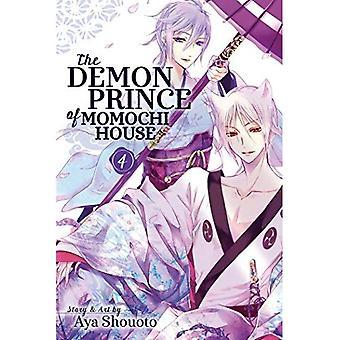 Demon prinsen av Momochi hus
