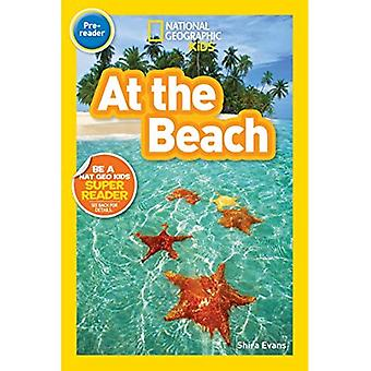 National Geographic Kids Leser: Am Strand (National Geographic Kids Leser: Stufe Pre-Leser) (National Geographic Kids Leser: Stufe Pre-Leser)