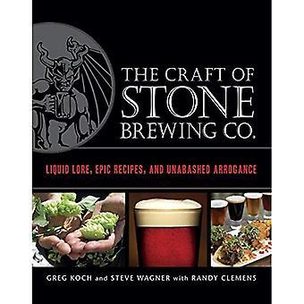 Le métier de pierre Brewing Co.: liquide Lore, recettes épiques et Arrogance éhontée
