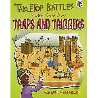 Tabletop Battles - Make Your Own Traps and Triggers