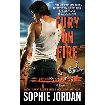 Fury on Fire: A Devil's Rock roman (Devil's Rock)