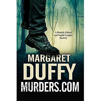 Murders.Com (A Gillard and Langley Mystery)