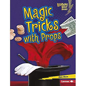 Magic Tricks with Props (Lightning Bolt Books (Tm) -- Magic Tricks)