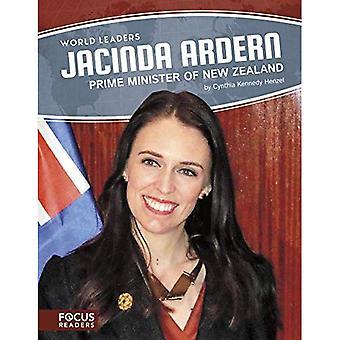 Jacinda Ardern: premier ministre de Nouvelle-Zélande