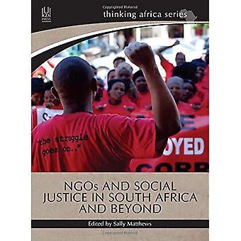 Organisations non gouvernementales et la justice sociale en Afrique du Sud et au-delà: Thinking Africa series
