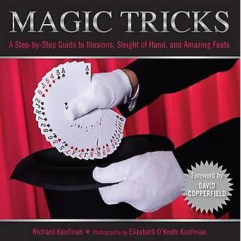 Talento especial Magic truques - um guia passo a passo para ilusões - truque do Ha