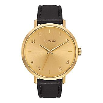 Nixon women's Quartz analogue watch with stainless steel band A1091-510-00