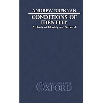 شروط دراسة الهوية بالهوية والبقاء على قيد الحياة واسطة برينان & أندرو