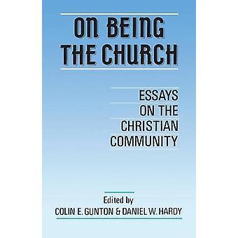 Op het tijdstip van de kerk door Gunton & Colin E.