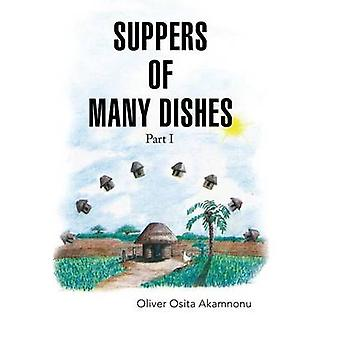 Abendessen von vielen Gerichten Teil 1 durch Akamnonu & Oliver Osita