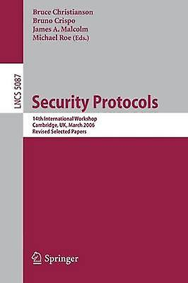 Security Prougeocols by Christianson & Bruce