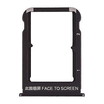 Sim Card Tray für Xiaomi Mi Mix 3 Karten Halter Schwarz Schlitten Holder Ersatzteil