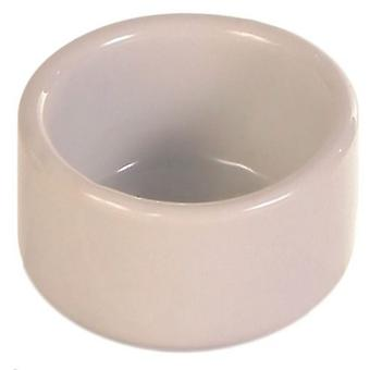 Trixie Ceramic Feeder Round, 25 Ml, Ø 5 Cm