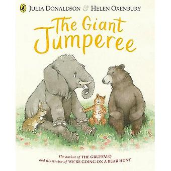 The Giant Jumperee by The Giant Jumperee - 9780241330203 Book