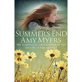 Summer's End by Amy Myers - 9780749019167 Book