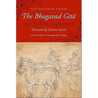 The Bhagavad Gita (25th Anniversary edition) by Winthrop Sargeant - H