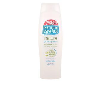 NATURA del gel de ducha piel sensible