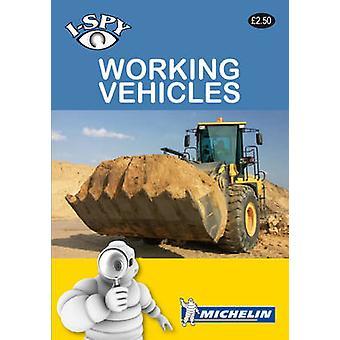 i-SPY Working Vehicles by i-SPY - 9782067151406 Book