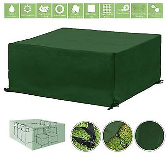 Gardenista® Green Protective Cover for for 10 Piece Cube Patio Set