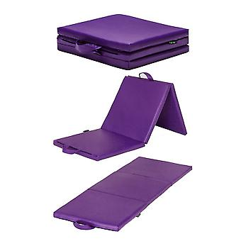É divertido! ture® roxo pequeno faux Leather 2