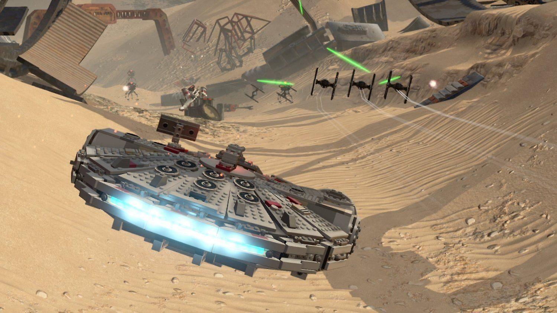 ليغو حرب النجوم القوة يوقظ PC لعبة دي في دي