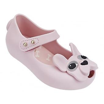梅丽莎鞋迷你超女狗, 婴儿粉红色