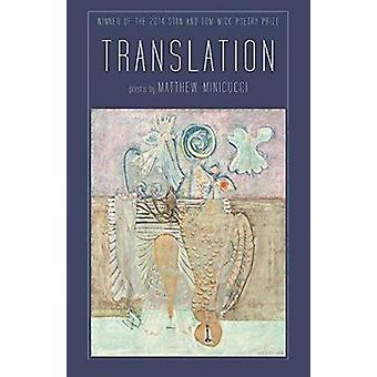 Traduction par Matthew Minicucci - livre 9781606352625