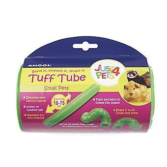 Tuff tubo - rojo - túnel para mascotas Toy