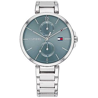 Tommy Hilfiger | Women's Stainless Steel Bracelet | Blue Dial | 1782126 Watch