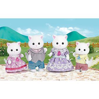 Familles Sylvaniennes - Ensemble de famille de chat persan