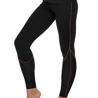Lisca 62505-02 Women's Energy Black Sports Leggings